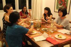 office girls dinner