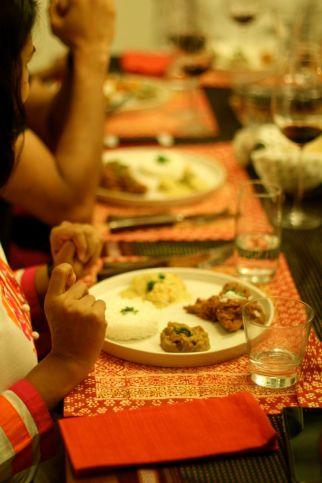 supper club dinner